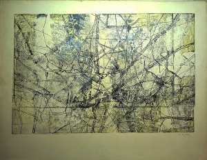 Vilacasas Planimetria N.6 - 50 x 65 - 37'5 x 57 - circa 1958