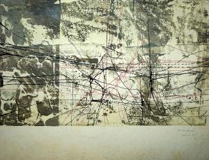 Vilacasas Planimetria N.19 - 30 x 39 - 24 x 39 - 1958
