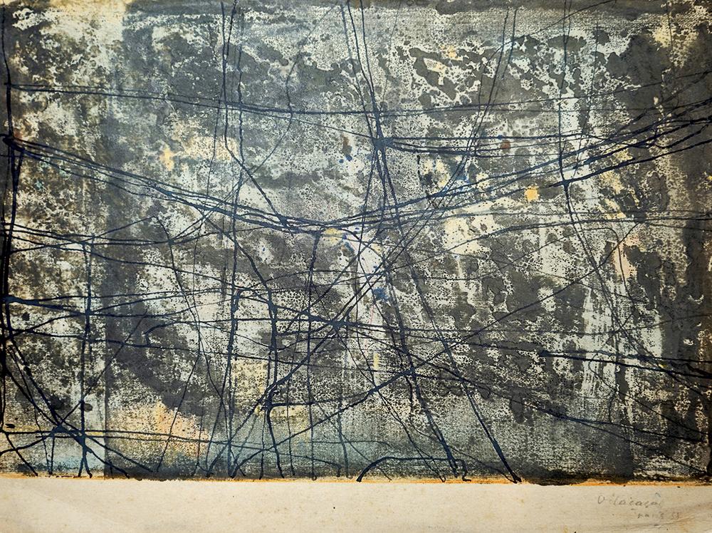 Vilacasas Planimetria N.18  - 26'5 x 35 - 23 x 35 - 1958