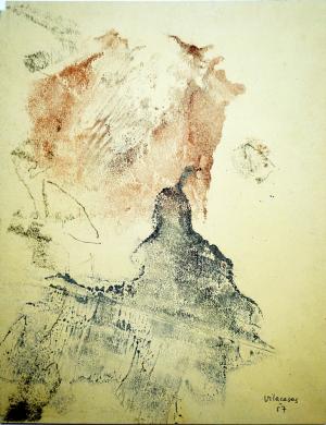 Vilacasas Planimetria N.12 - 34 x 26 - 1957