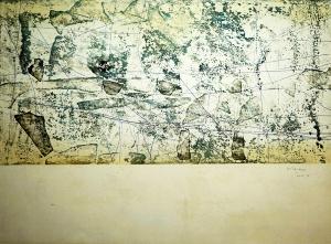 Vilacasas Planimetria N.4 - 43 x 60 - 29'5 x 60 - 1958